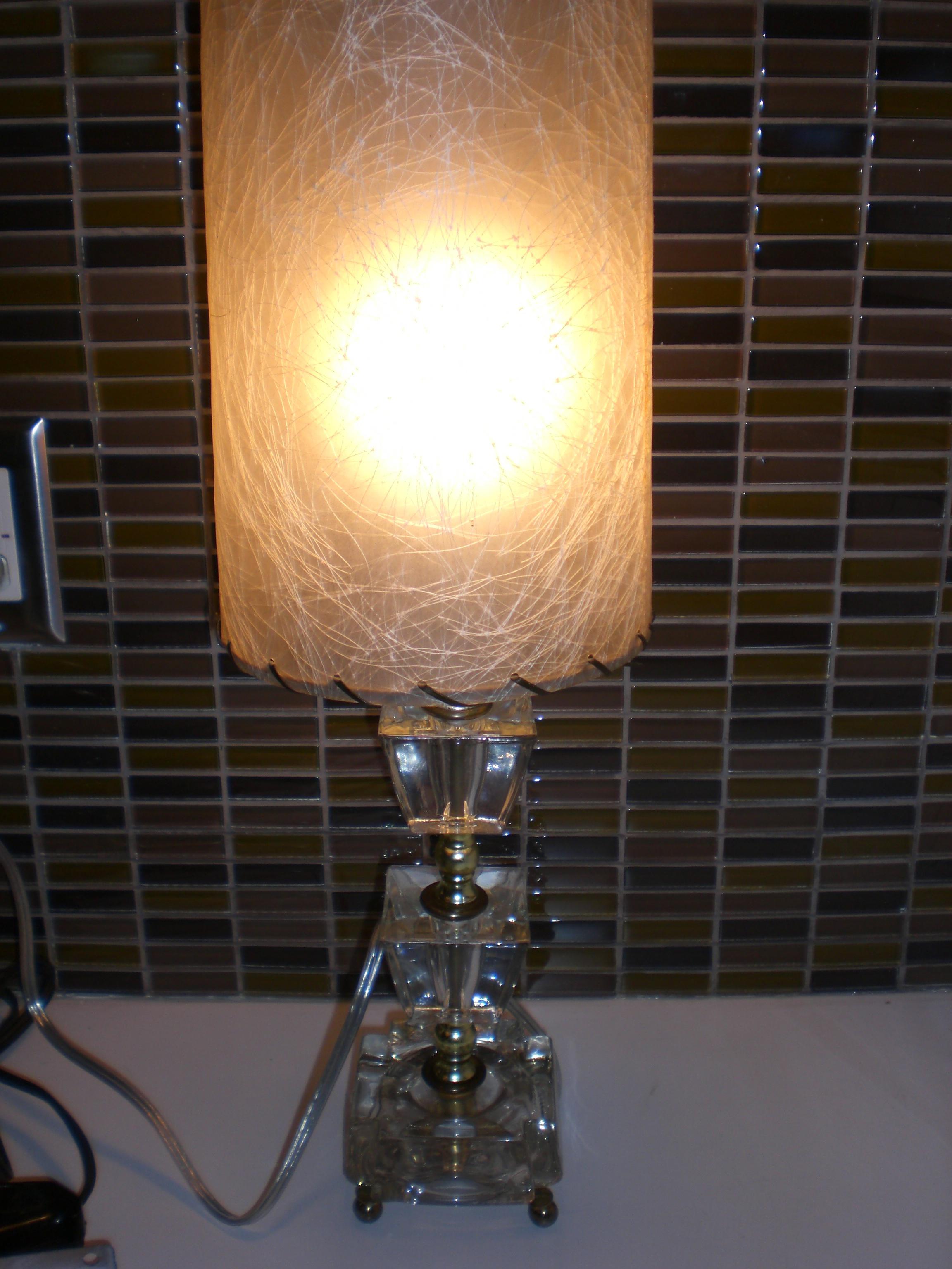Lamp rewire miller beach modern