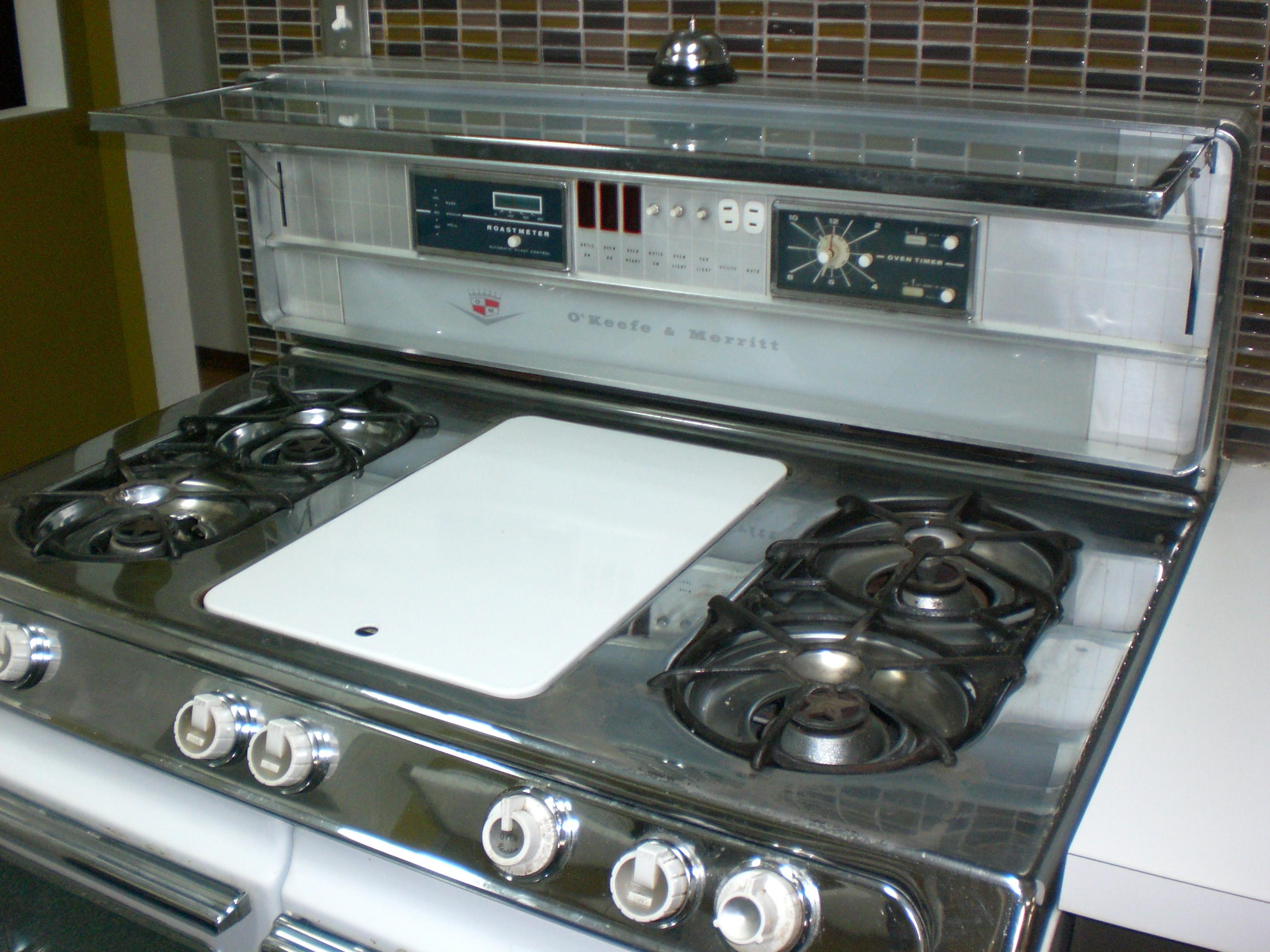 stove | Miller Beach Modern
